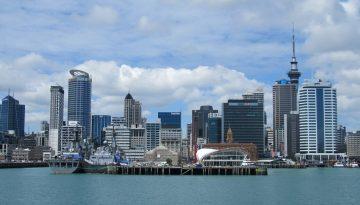 Découvrez Auckland, la ville des amoureux