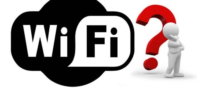 les reseaux Wifi publics risques et securite