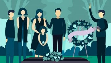 funeral-ceremony-background_23-2148010025