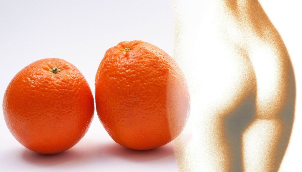 Cellulite peu d'orange