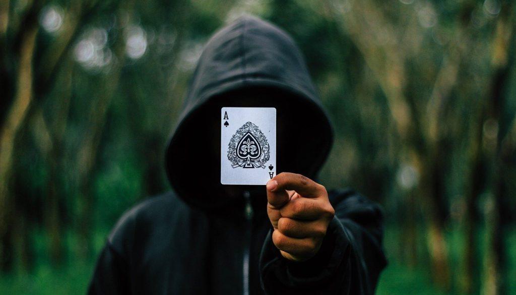 Spectacle de magicien