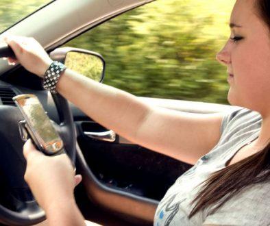 telephone en voiture