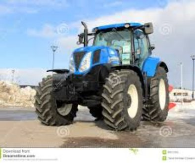 tracteur