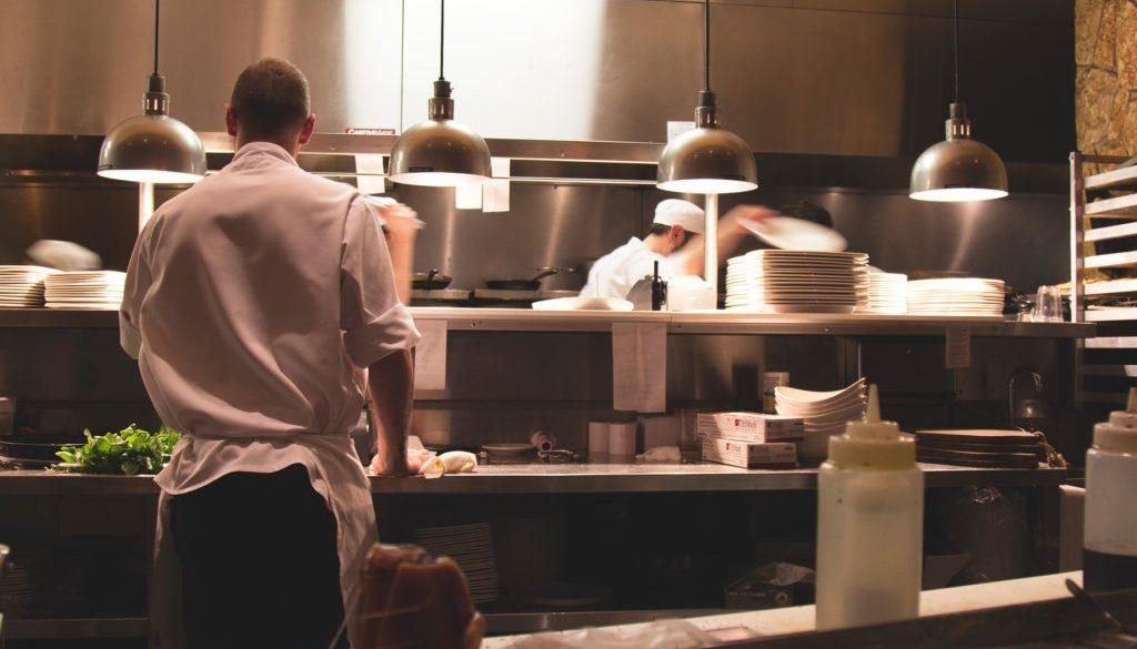Cuisinier de restaurant