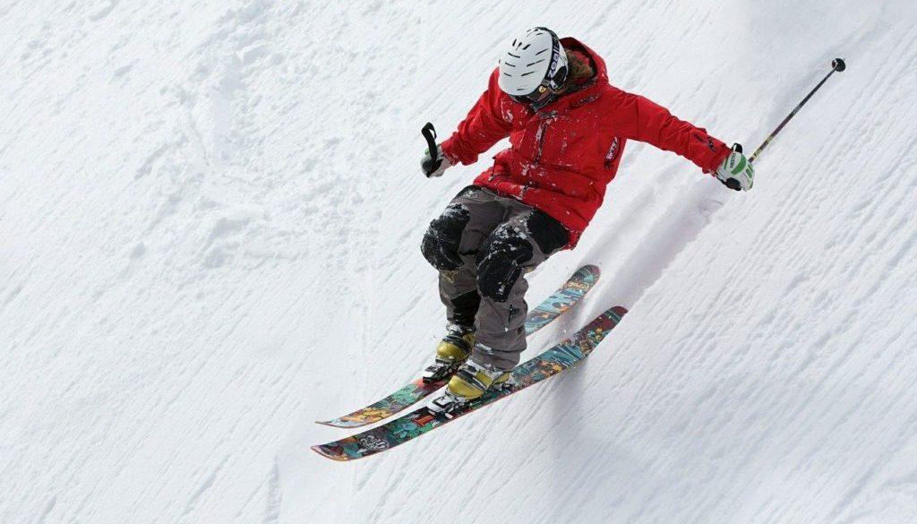Vacances ski à la montagne