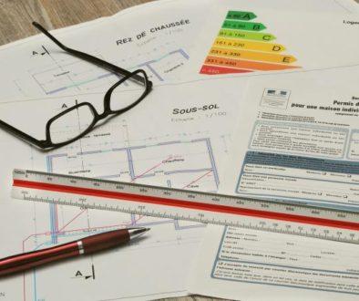 Plan de maison pour étudier le DDT