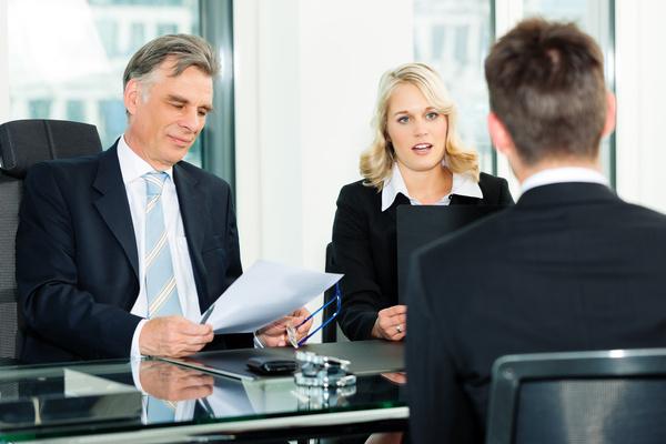 Entretien d'embauche